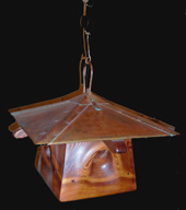Stan King, Craftsman style birdhouses